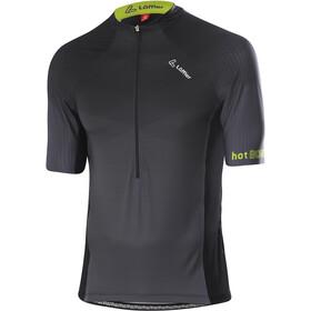 Löffler hotBOND RF Half-Zip Bike Jersey Men, zwart